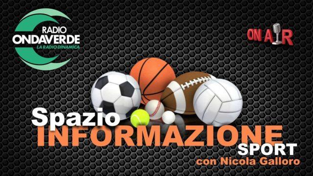 Spazio informazione con Nicola Galloro, Pino Scianò, rubrica di Radio Onda Verde