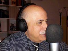 Pino Scianò, storico speaker di Radio Onda Verde