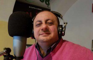 Rino Bruzzano, speaker di Radio Onda Verde