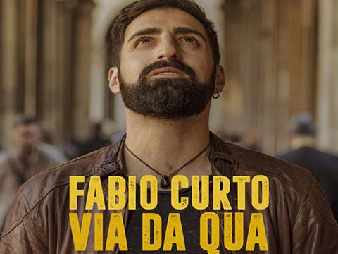 Fabio Curto torna sulle scene discografiche con un nuovo brano da venerdì 14 Aprile in Radio