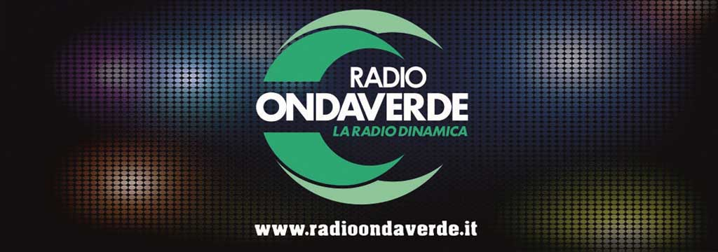 Banner che promuove il sito ufficiale di Radio Onda Verde