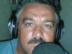 Stefano taiuti, speaker di Radio Onda Verde